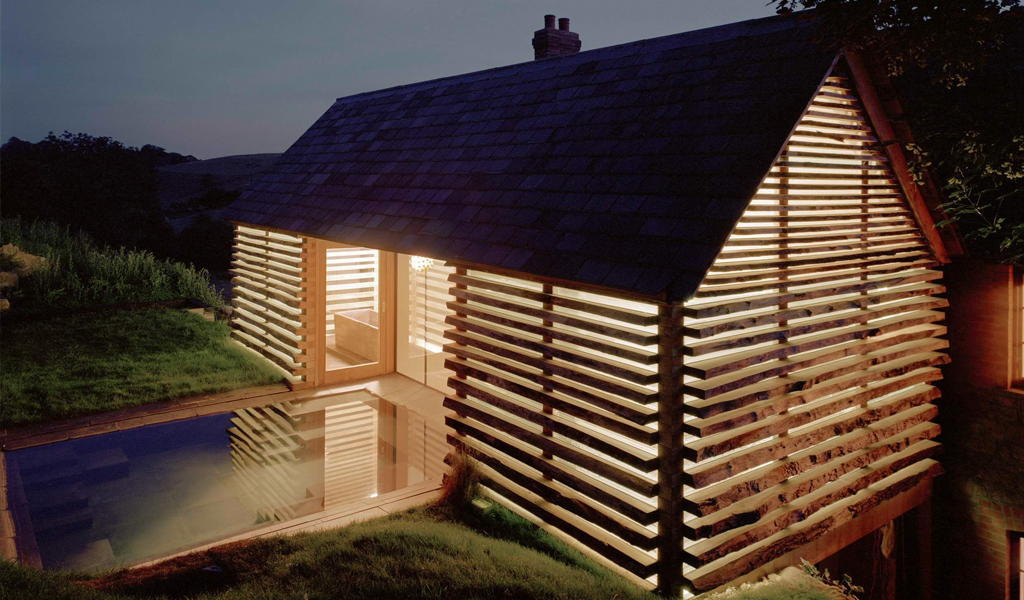RIBA House of the Year Lecture: Dairy House by Catling de la Pena