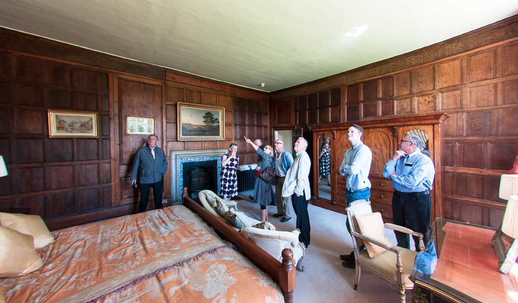 RIBA Gloucestershire Building Visit: Elmore Court
