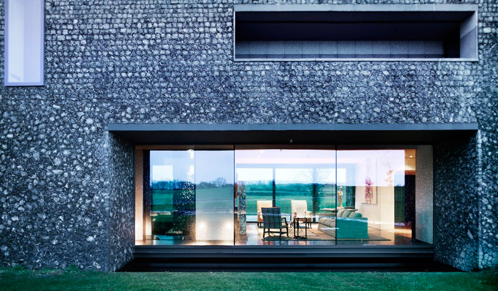 RIBA House of the Year: Flint House by Catling de la Pena