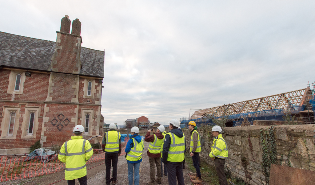 Llanthony Secunda Priory with Caroe & Partners