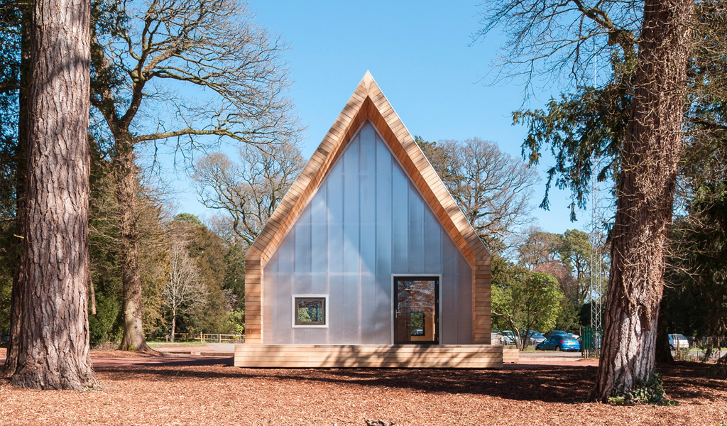 Forestry Commission - RIBA Client of the Year 2017 Shortlist