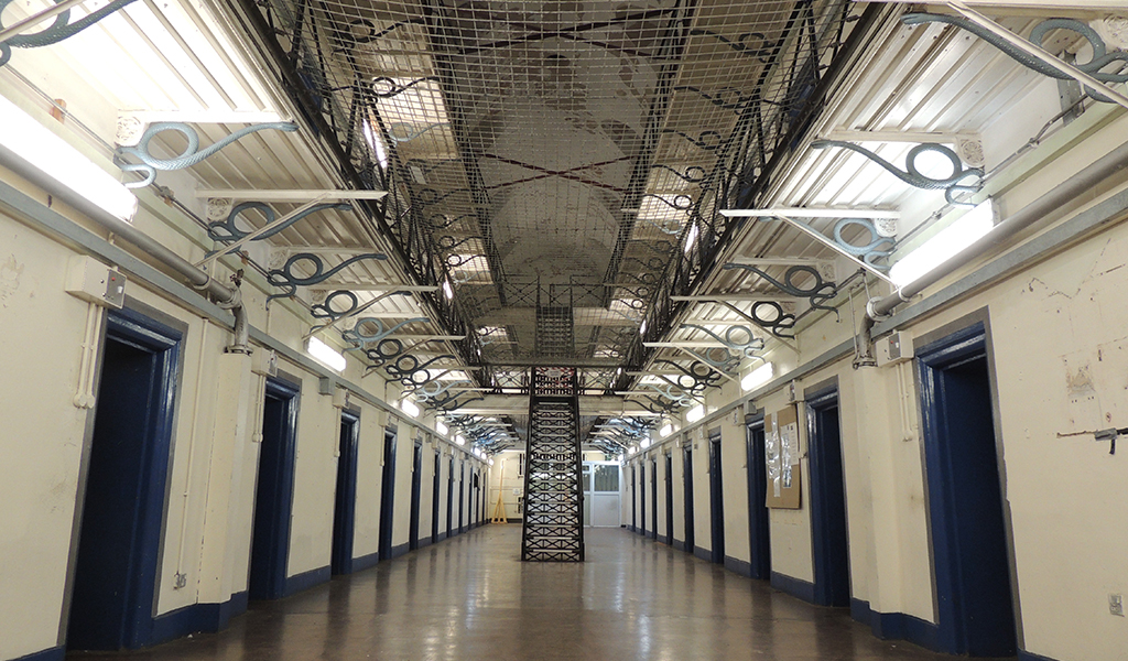 Building Visit to HMP Gloucester Prison