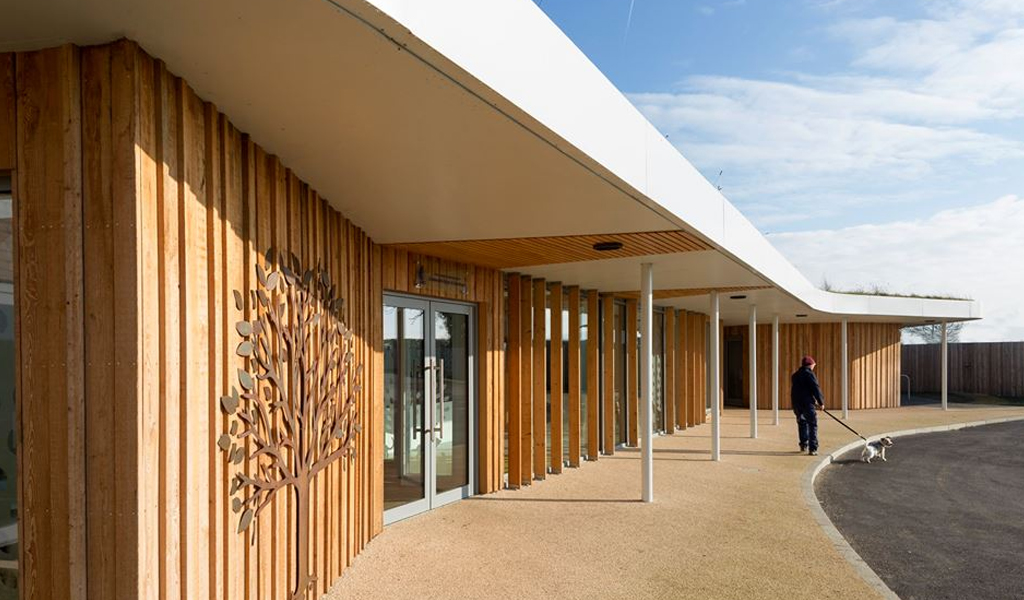 Cotswolds Dogs and Cats Home, Gloucestershire (Mitchell Eley Gould)