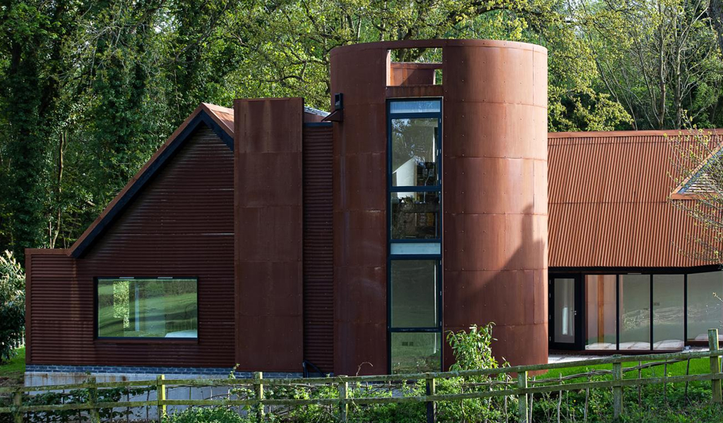 The Gasworks, Gloucestershire (Chris Dyson Architects)