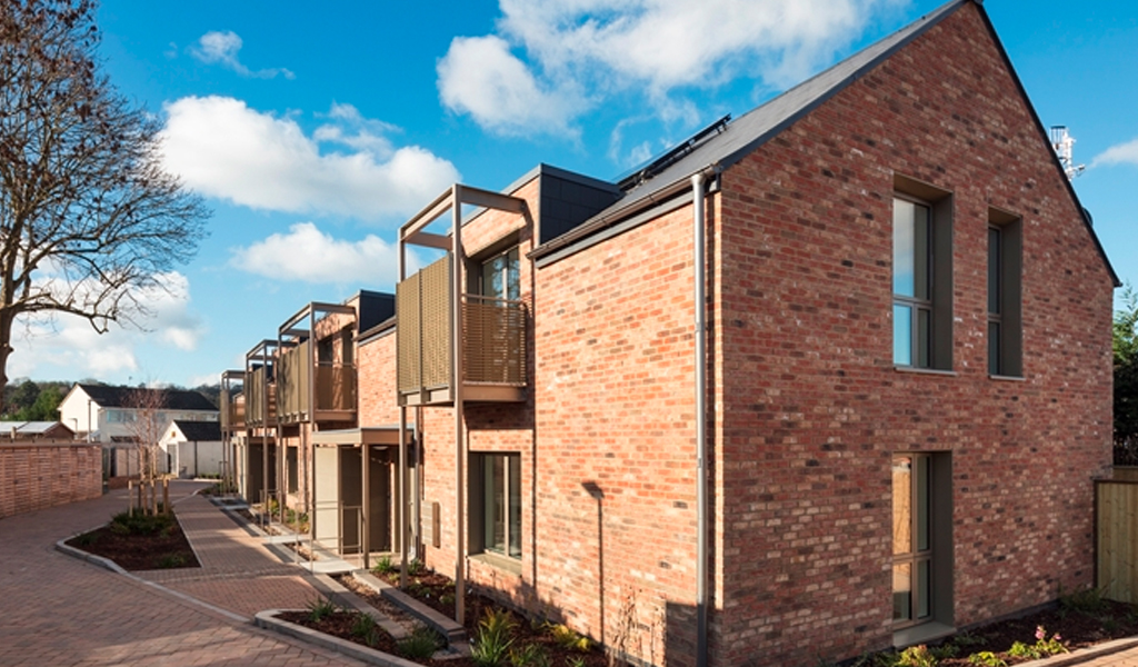 RIBA SW Awards 2018: ​Challender Court by Emmett Russell Architects