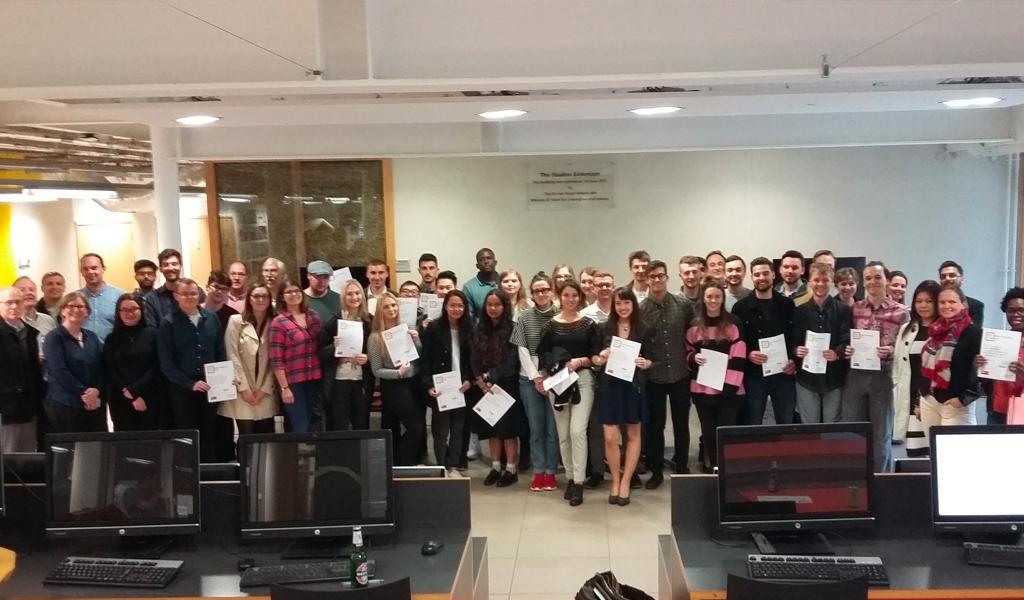RIBA Student Mentoring Scheme 2017/18 at Bristol UWE