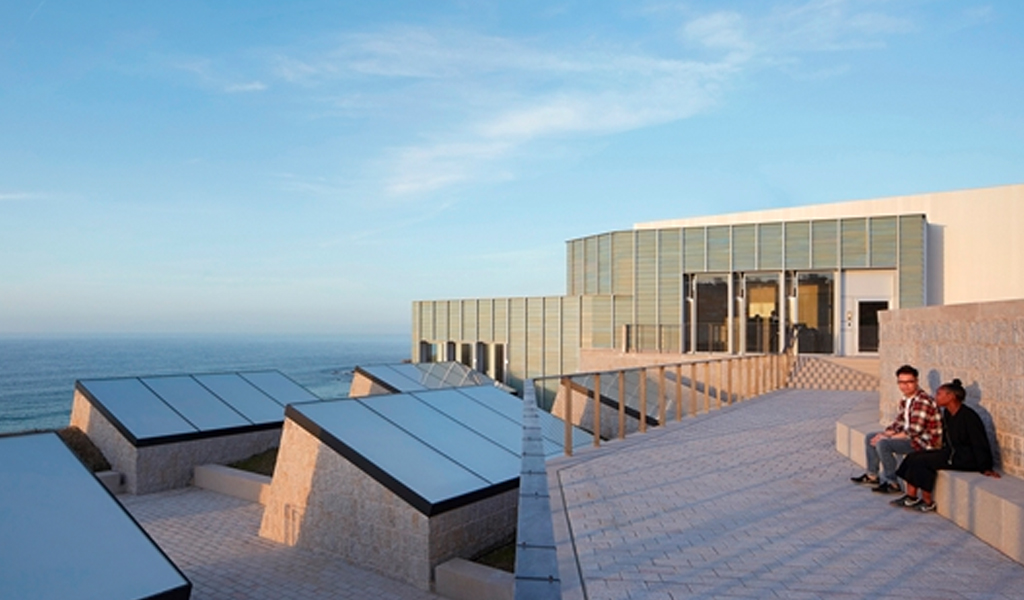 RIBA SW Awards 2018: ​​New Tate St Ives by Jamie Fobert Architects with Evans & Shalev