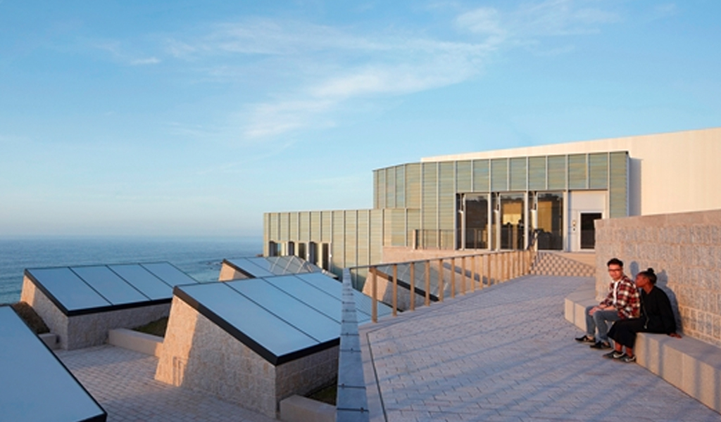 New Tate St Ives by Jamie Fobert Architects with Evans & Shalev
